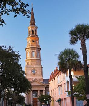Churchs of the Holy City Walking Tour