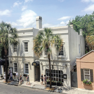 Living in History Lunch Lecture: Charleston's Resilient Single House