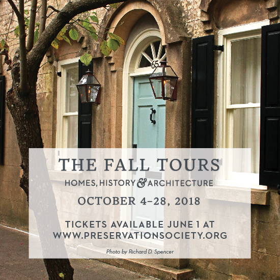 The Fall Tours - Homes, History & Architecture